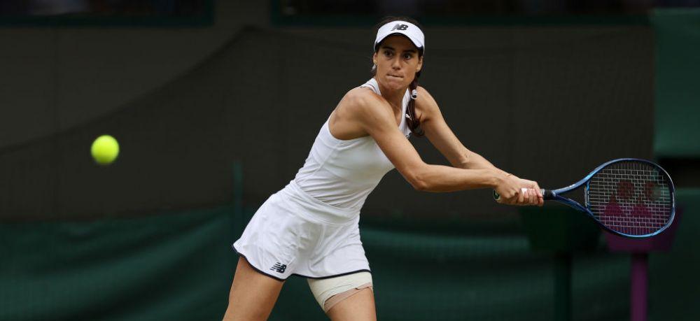 Prima explicatie a infrangerii Soranei Cirstea cu pustoaica de 18 ani, Emma Raducanu in turul 3 la Wimbledon: a jucat cu o ruptura musculara de 1,5 cm!