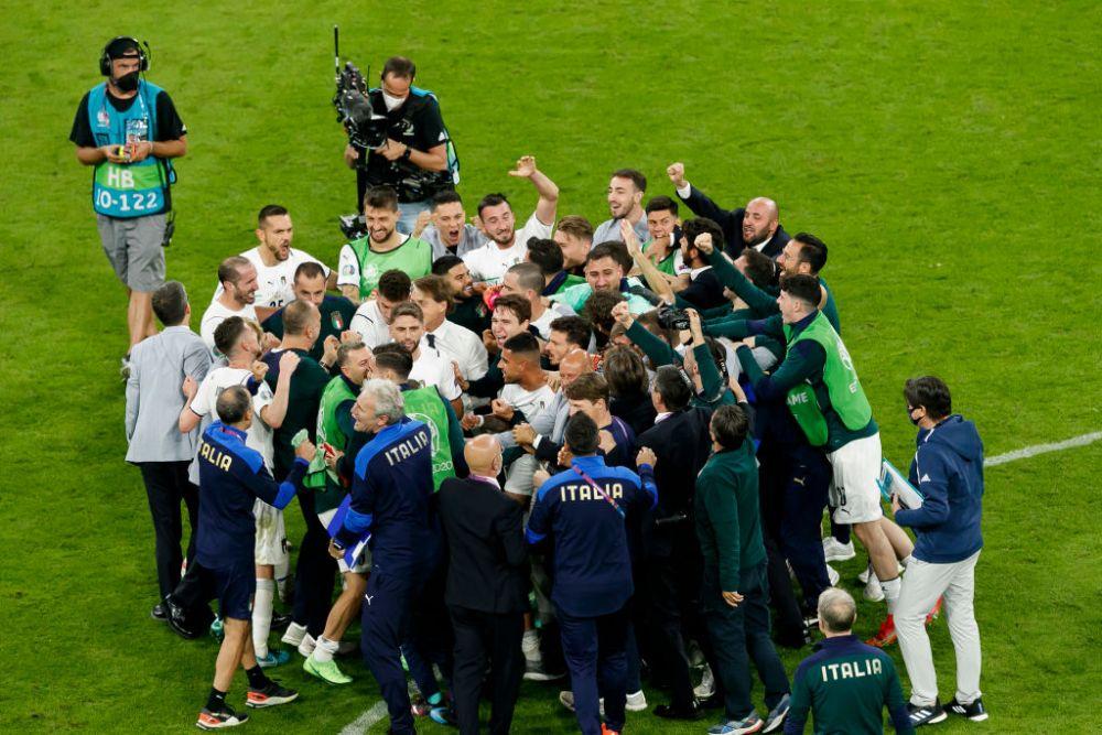 Se anunta spectacol total in semifinalele Euro 2020! Italia - Spania, capul de afis! Aici este programul complet