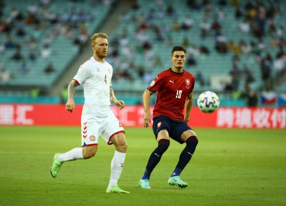 Revelatia turneului loveste din nou! Patrik Schick marcheaza si il egaleaza pe Cristiano Ronaldo in clasamentul golgheterilor