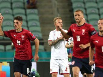 Revelatia turneului loveste din nou! Patrik Schick a marcat cu Danemarca si l-a egalat pe Cristiano Ronaldo in clasamentul golgheterilor