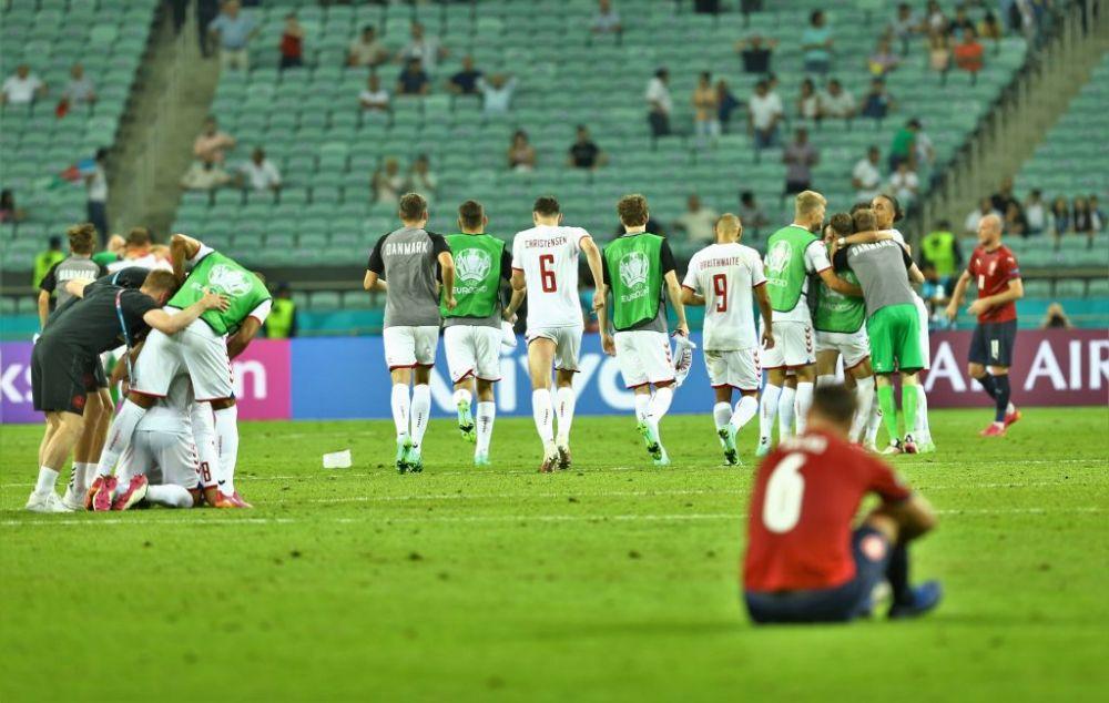 'Uraganul' Kane s-a dezlantuit! Anglia, singura echipa fara gol primit de la Euro 2020! Cehii au sperat la o 'minune' care nu a aparut! Imaginile zilei
