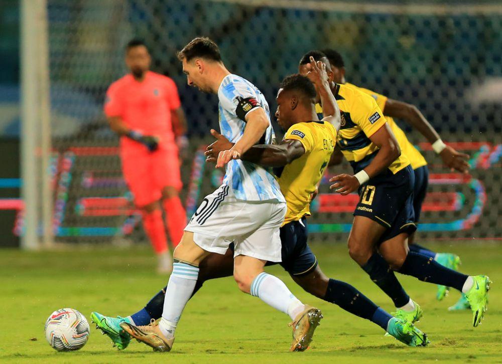 Lionel Messi nu se dezminte! A facut show la Copa America, cu doua pase decisive si un gol super: Argentina e in semifinale VIDEO