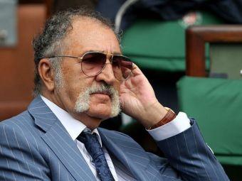 """Spune-mi tu un om care face 60,000 de dolari in 12 minute!"" Ion Tiriac, enervat la culme cand a vazut tenismeni nemultumiti cu premiile financiare acordate in pandemie"
