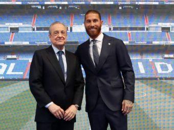 Sergio Ramos spune pas ofertei de la Manchester United! Ce l-a nemultumit pe fundas, care e aproape de a semna cu PSG