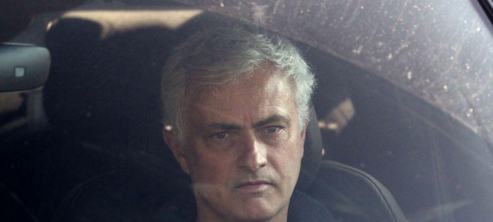 Mourinho, facut praf de presa din Anglia dupa calificarea in semifinale!