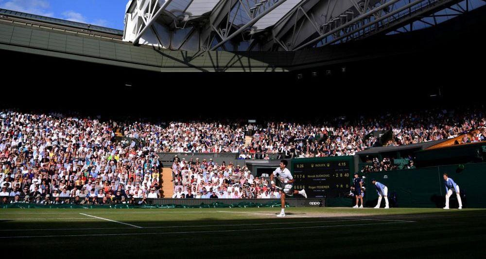 Dupa 144 de ani, turneul de la Wimbledon renunta la o traditie importanta: astazi are loc ultima