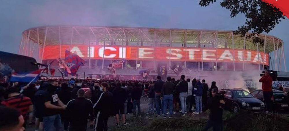 VIDEO | CSA Steaua a facut primul antrenament pe arena din Ghencea! Ultimile pregatiri inaintea duelului cu OFK Belgrad