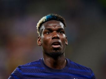 "PSG vrea sa-si faca ""dream-team""! Paul Pogba, interesat de un transfer in Franta! Detalii de ultima ora"