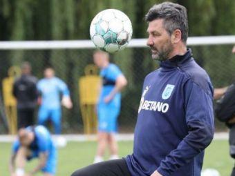 Meciul din Supercupa urmeaza sa fie decisiv pentru viitorul lui Marinos Ouzounidis la Craiova! Detalii de ultima despre situatia antrenorului grec