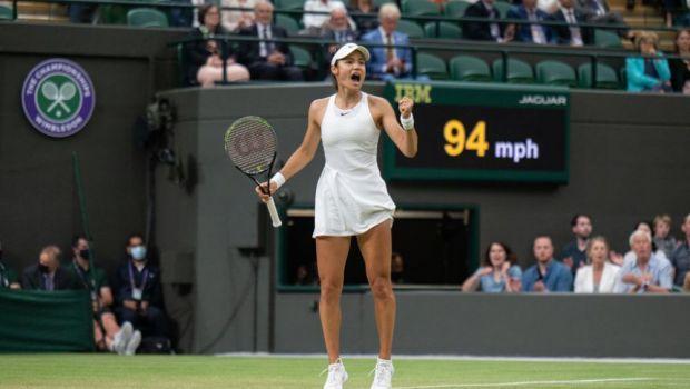 """""""Cred ca i s-a facut rau de la nivelul de joc!"""" Tatal roman al Emmei Raducanu a dat primele declaratii dupa disparitia-soc a fiicei sale de pe teren la Wimbledon"""