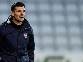 """Costel Galca anunta ca nu ar spune nu unei reveniri in Liga 1! """"E un club pe care mi-ar placea sa-l antrenez"""""""