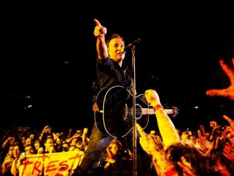 Fiica lui Bruce Springsteen merge la Olimpiada!Dar starul rock are interzis la competitia din Japonia