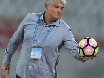 O alta echipa de legenda vrea sa revina in elita fotbalului romanesc! Ioan Andone se alatura si el proiectului si paraseste FC Voluntari
