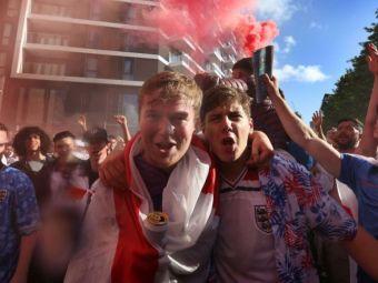 Demers ULUITOR in Marea Britanie!Fanii cer ca 12 iulie sa fie declarata zi de sarbatoare nationala, daca Anglia castiga EURO 2020