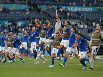Italia, dezavantajata pe Wembley? Cati suporteri aiSquadra Azzurra au voie sa participe la finala EURO 2020