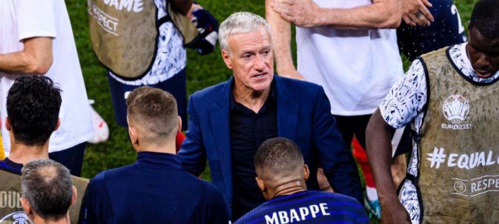 Presedintele Federatiei Franceze a vorbit despre viitorul lui Deschamps! Care sunt sansele ca antrenorul sa fie pe banca tehnica si la Campionatul Mondial din Qatar