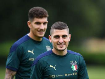 """""""Va fi un meci care va intra in istorie!"""" Verratti, pregatit de finala Euro 2020! Ce a spus despre meciul cu Anglia"""
