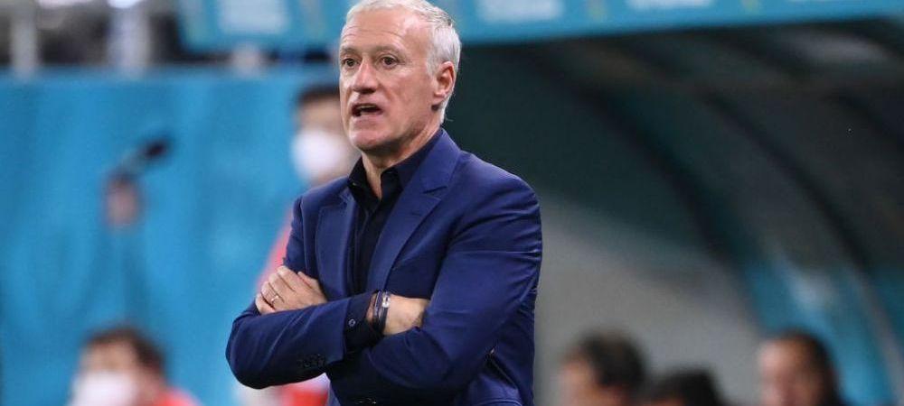 Ce se intampla cu Didier Deschamps, dupa eliminarea rusinoasa de la Campionatul European? Anuntul oficial al Federatiei Franceze