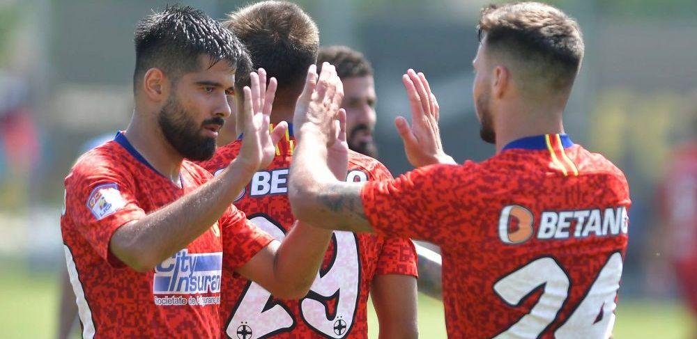 LIVE PRO X   FC Buzau - FCSB, vineri, de la ora 19:30! FCSB joaca ultimul amical inaintea debutului in noul sezon