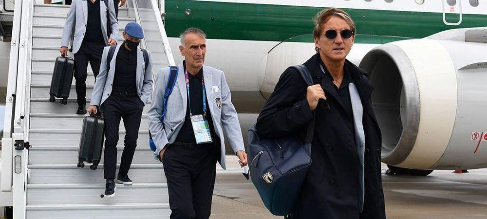"""Renzo Rossi stie secretul Italiei: """"Cand te antreneaza Mancini, Vialli, De Rossi, Evani, Lombardo sau Oriali, nu poti juca prost!"""""""