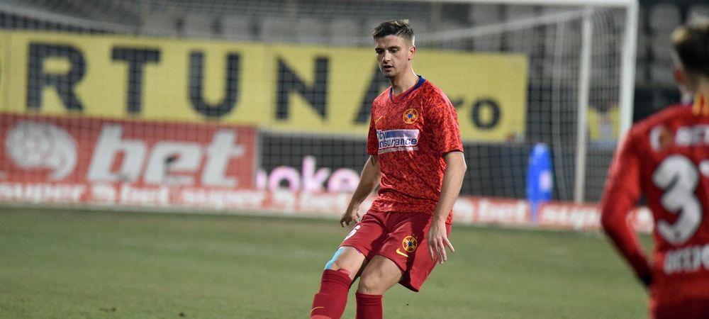 FCSB a renuntat la un nou jucator. Cine e fotbalistul care a parasit clubul dupa plecarea lui Dragos Nedelcu