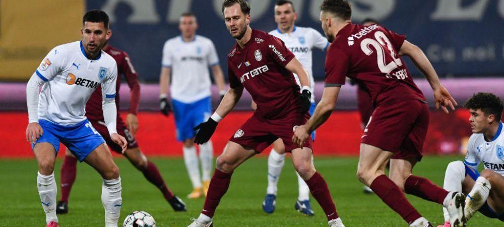 """EXCLUSIV   Universitatea Craiova pune presiune pe CFR, inaintea meciului din Supercupa: """"Nu mai fumam de astea!"""""""