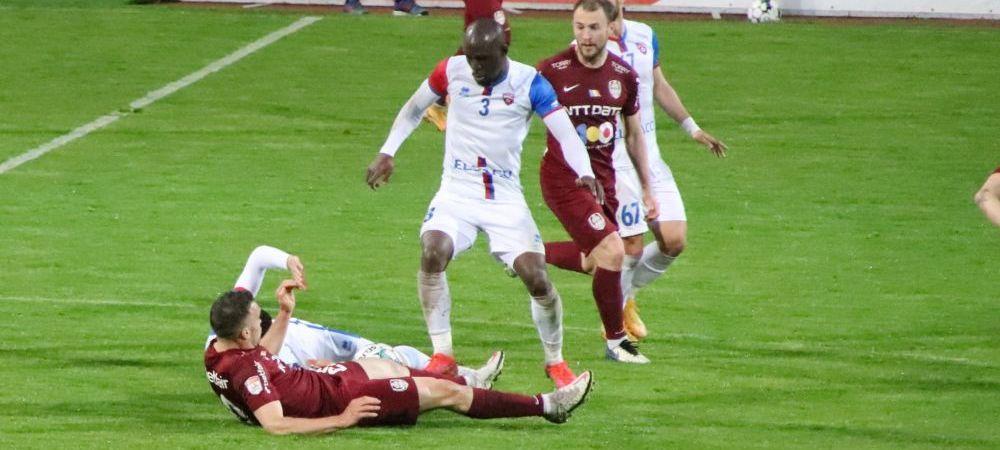 CFR Cluj a confirmat mutarea! Campioana Romaniei a transferat de la o rivala din playoff. Cat au platit ardelenii