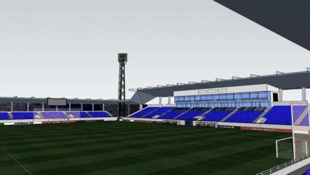 Un nou stadion se va construi in Romania! O echipa din playoff va beneficia de o arena ultramoderna