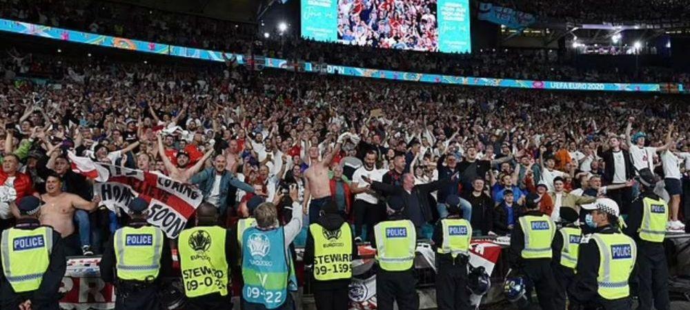 Alerta de securitate in Anglia! Masura luata de autoritati cu doar doua zile inainte de finala de pe Wembley