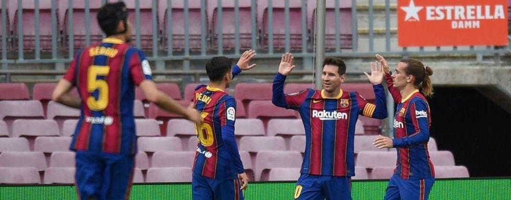 Salvarea Barcelonei vine de la Guardiola! Daca jucatorul se transfera la City, Messi va putea semna cu clubul catalan