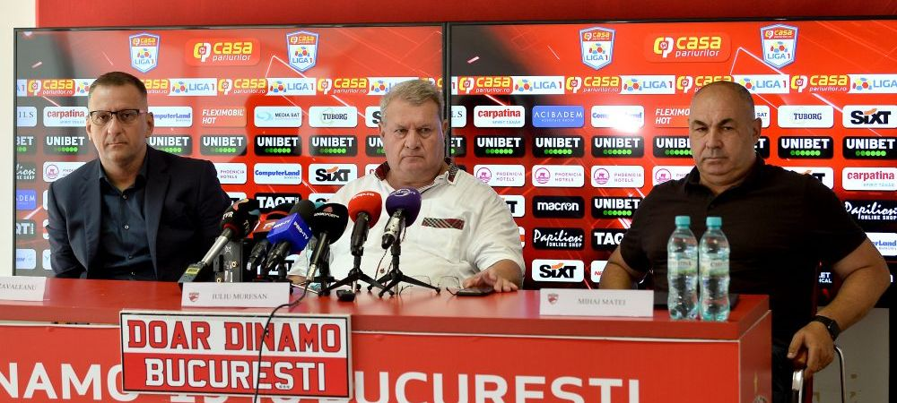 Inca o lovitura uriasa pentru Dinamo: TAS mentine interdictia la transferuri