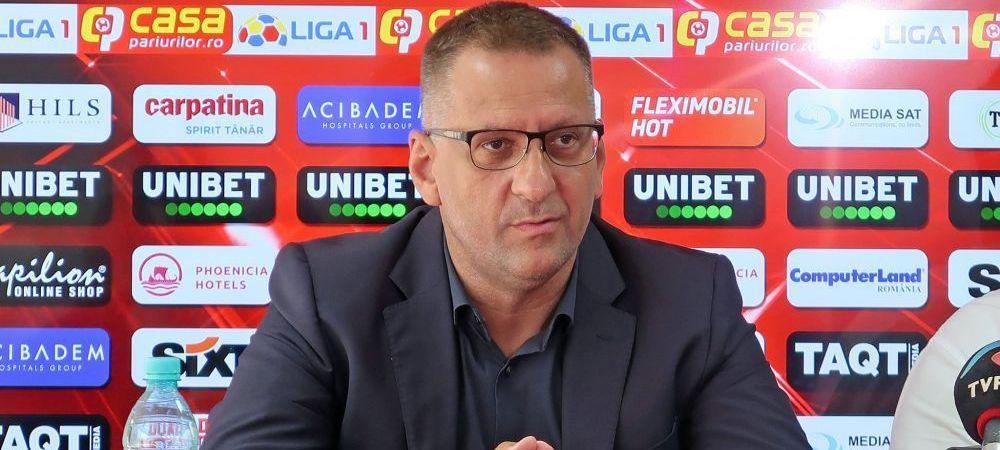 """""""FIFA, cu prietenie!"""" Administratorul lui Dinamo, ironii dupa vestea privind transferurile primita de la forul international: """"Sper ca nu e jurist cel care a scris!"""""""