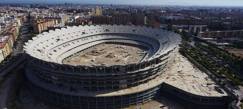 Stadionul de 300 de milioane de euro a ajuns o ruina! Arena trebuia sa fie inaugurata in 2009