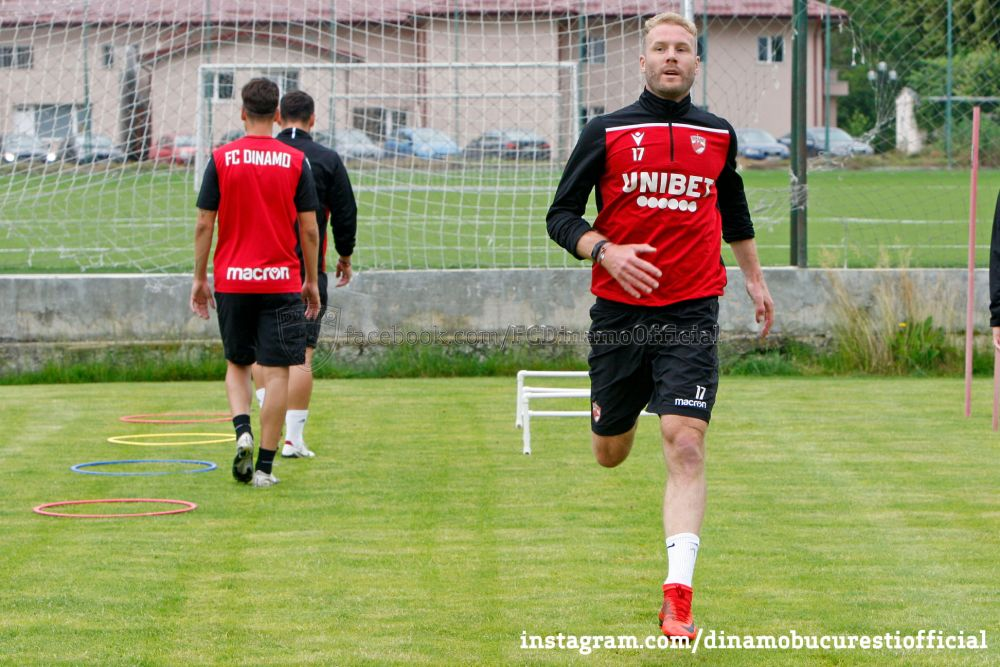 Adam Nemec si-a incheiat socotelile cu Dinamo! Atacantul slovac se pregateste de o noua aventura in Liga 1