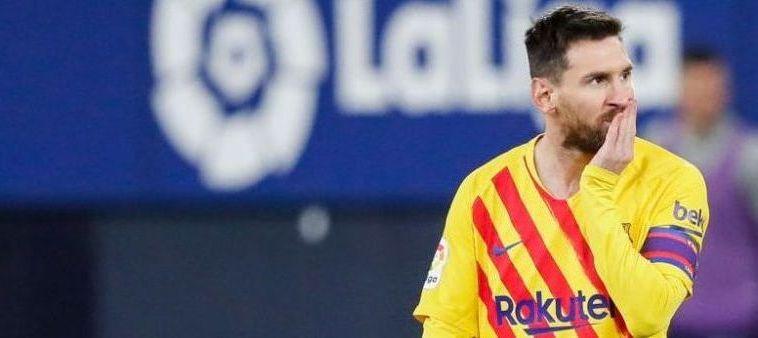 Fabulos! Cat a pierdut Messi zilnic de cand a refuzat sa semneze prelungirea contractului cu Barcelona