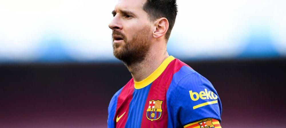 Asa ceva nu s-a mai intalnit! Cluburile din La Liga sar in ajutorul Barcelonei pentru a-l pastra pe Messi! Anuntul momentului