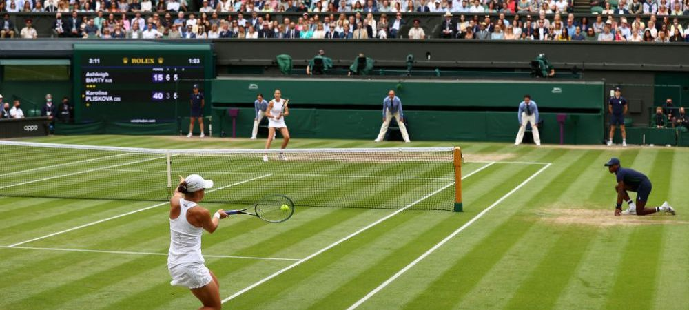 Ashleigh Barty, campioana pentru prima oara la Wimbledon! Australianca a reusit performanta carierei sub privirile lui Tom Cruise