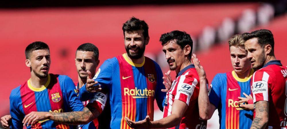 Ideea nebuna a lui Laporta! Ce schimb de 250 de milioane de euro vrea sa faca cu Atletico Madrid