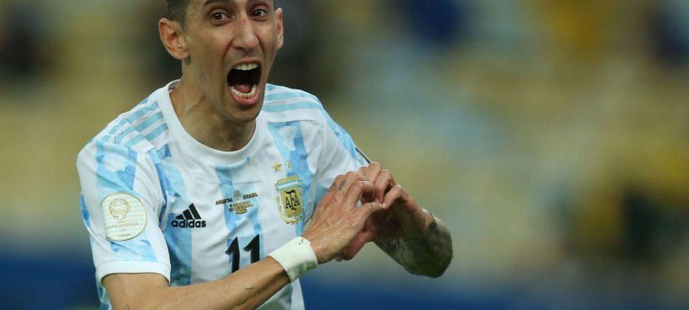 "Reactia comentatorilor argentinieni dupa golul lui Angel Di Maria a facut inconjurul lumii. Au strigat minute in sir ""Angelitooooo"" VIDEO"