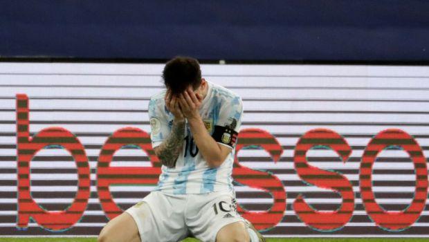Messi, asa cum nu a mai fost vazut pana acum! A izbucnit in lacrimi dupa fluierul final: reactia impresionanta a starului VIDEO