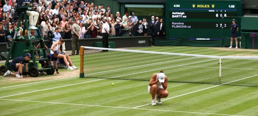 "A castigat Ashleigh Barty Wimbledonul accidentata? ""Era o accidentare de doua luni, echipa nu mi-a spus! A fost un miracol sa pot juca!"""