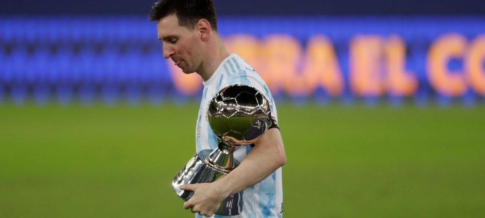 Lionel Messi, mesaj incredibil dupa ce a castigat Copa America. Ce a postat pe contul de Instagram a strans milioane de like-uri