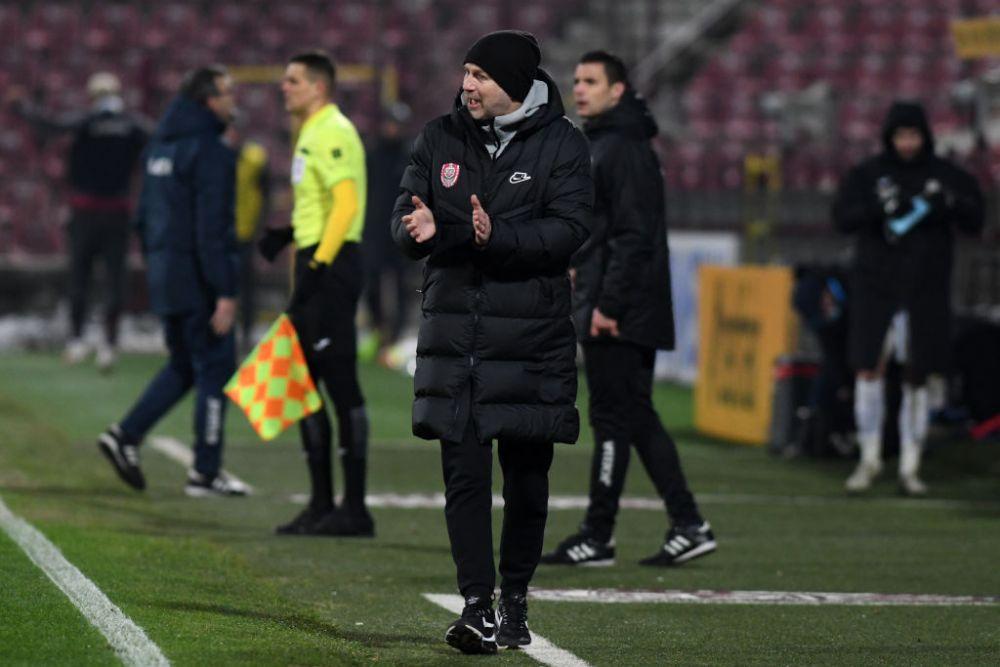 Edward Iordanescu a asistat la SuperCupa Romaniei, insa nu a vorbit dupa meci! De ce a tacut fostul antrenor al CFR-ului