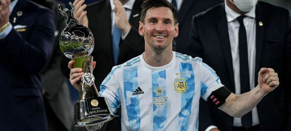 Messi e noul favorit pentru castigarea Balonului de Aur! Cum arata clasamentul, dupa finala Copa America