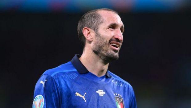 Bomba inaintea finalei EURO 2020! Giorgio Chiellini a ratat un transfer in Premier League, din cauza a 200.000 de lire sterline
