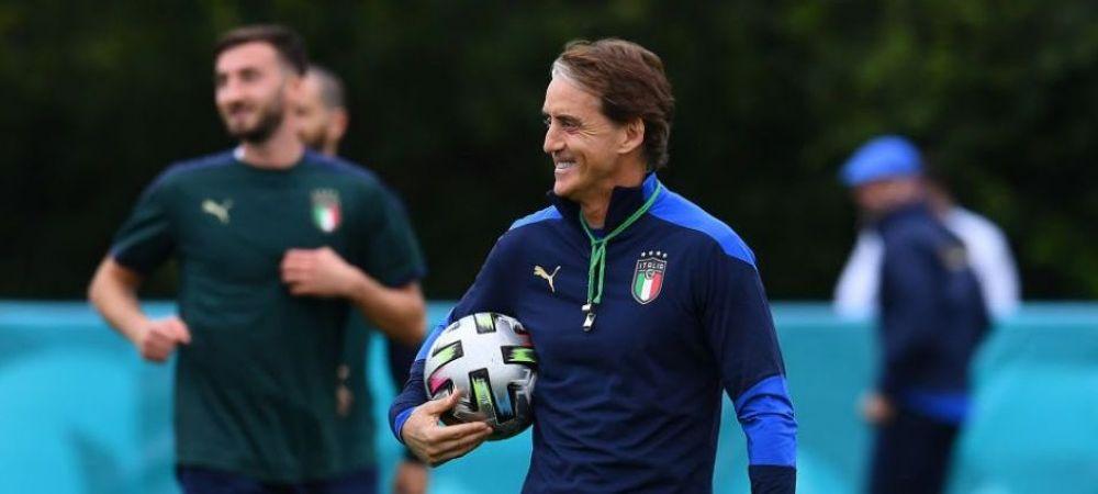 Mesajul lui Roberto Mancini, dupa ce scotienii i-au cerut sa rapuna Anglia la ea acasa. Ce a spus despre finala EURO 2020