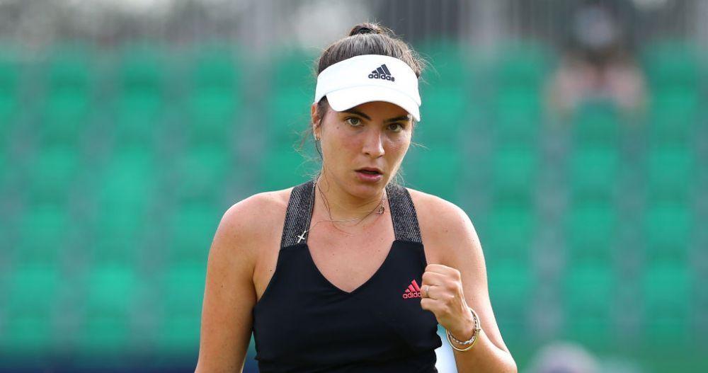 Performanta carierei pentru Gabriela Ruse: 7 victorii in 7 zile! Venita din calificari, Ruse a castigat turneul WTA de la Hamburg