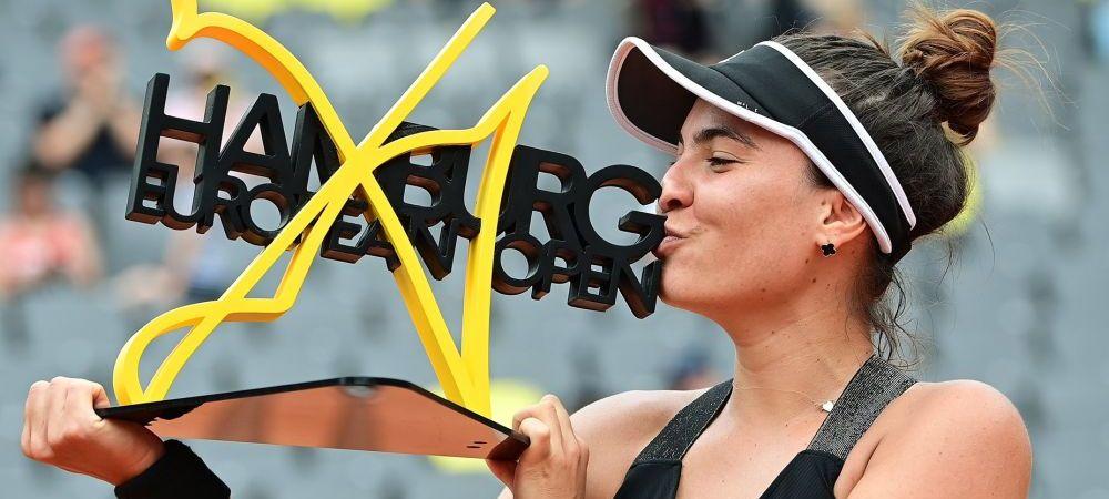 Performanta carierei pentru Gabriela Ruse: 7 victorii in 7 zile! Venita din calificari, Ruse a castigat turneul WTA de la Hamburg: saltul miraculos pe care il va face in clasamentul mondial