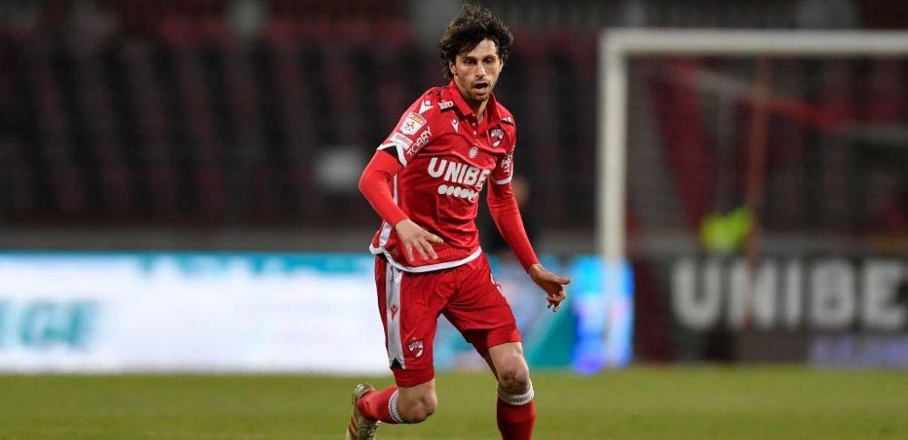 BREAKING NEWS | Diego Fabbrini a plecat de la Dinamo! Ce se intampla cu italianul?