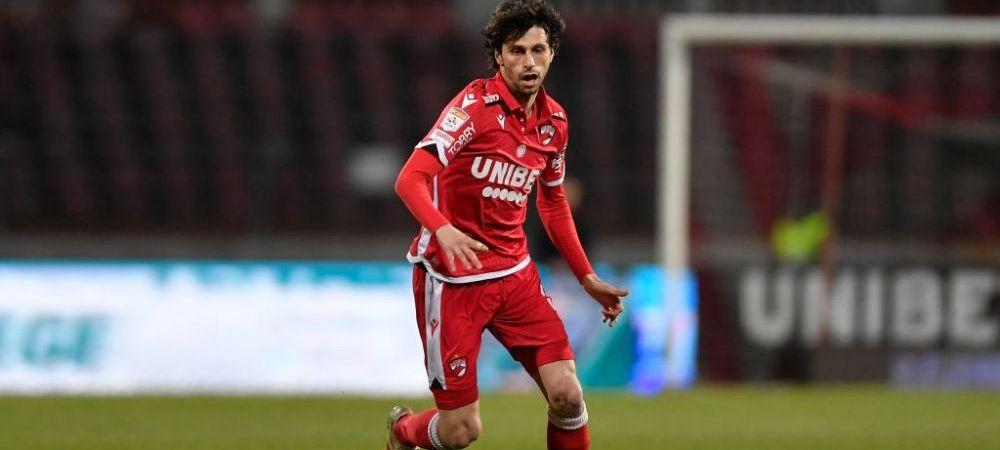 Diego Fabbrini a plecat de la Dinamo! Ce se intampla cu italianul?